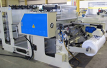 Hot-Slitting Calendar Bag Making Machine