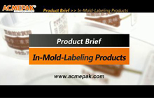 In-Mold-Labeling Products