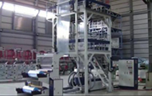 LDPE / LLDPE Blown Film Extrusion Line-JC-LH Series