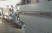 PP Strapping Band Extrusion Line-JC-SPP Series
