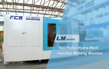 Two Platen Injection Molding Machine (LM Series)