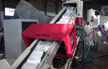 Cutter Compactor Recycling Machine