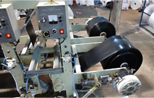 Fully Automatic 3 Lines T-Shirt Bags Making Machine