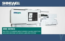Multiple Cylinders Servo Energy Saving Injection Molding Machine & In-Mould Labeling System