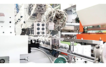 Worldly_WCL-H-1300 High Speed Co-extrusion Coating & Laminating Machine 250m/min