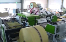 PE Liner Insertion Conversion Line