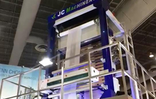 HDPE Blown Film Line-JC-HS Series