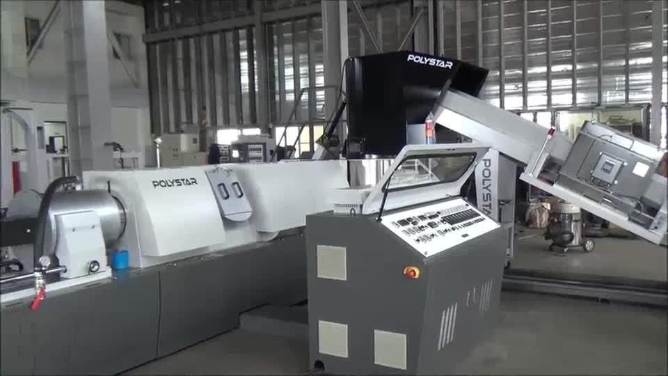 HNT-100V Recycling Machine