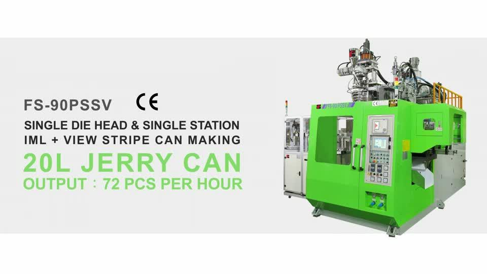 High Speed Automatic Blow Molding Machine FS-90PSSV