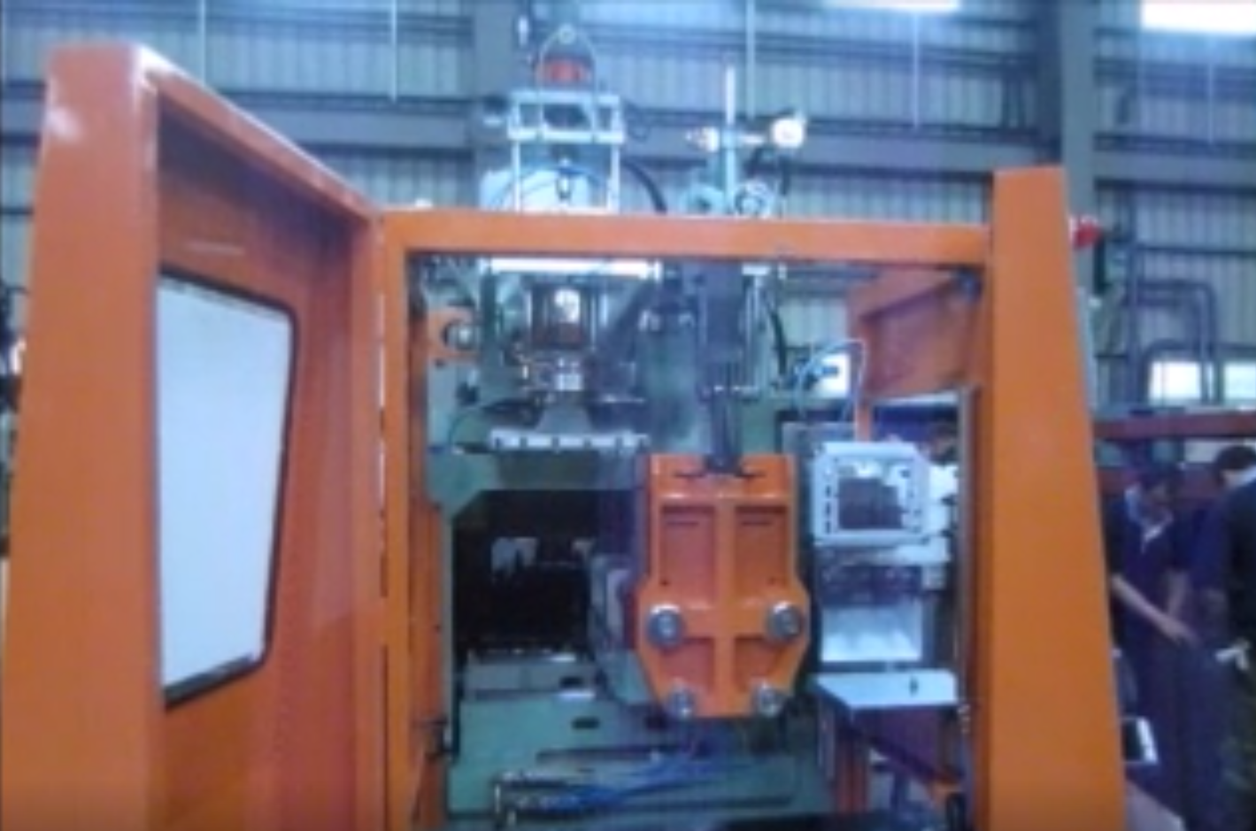 Automatic Blow Molding machine FS-65HSSO