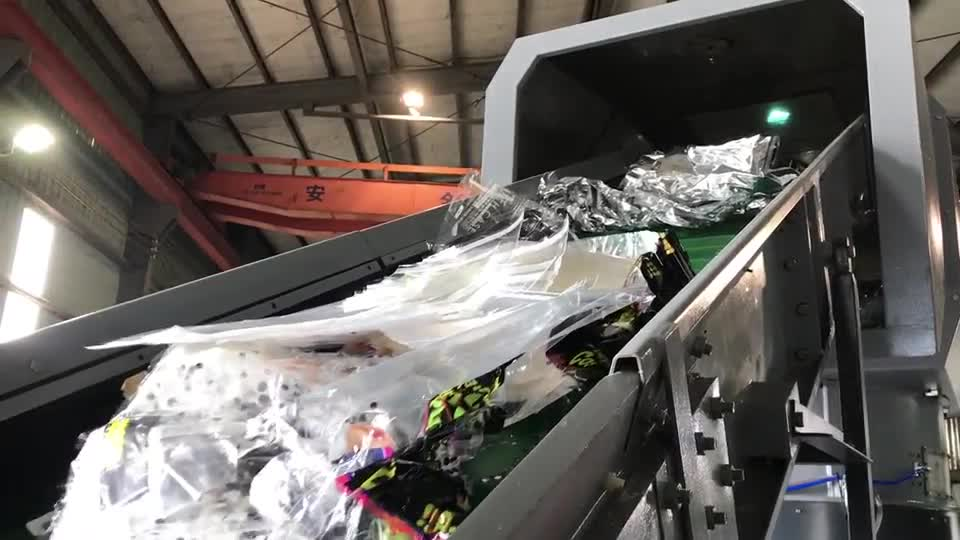 BOPP Film Plastic Recycling Machine
