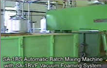 Automatic Batch Mixing Machine