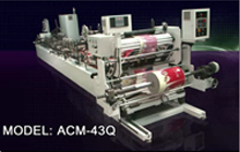 Center-Seal Bag Making Machine / 4-Border-Seal Bag Making Machine